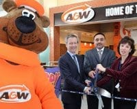 A&W Pearson Airport Store