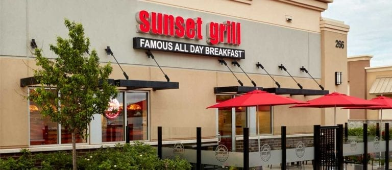 Sunset Grill Launches Breakfast Delivery