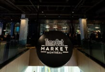 Entrance at Time Out Market Montreal